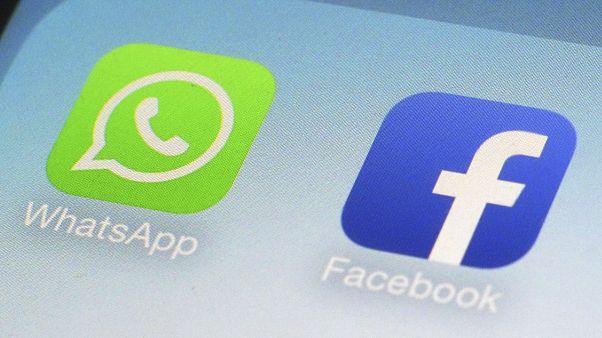 WhatsApp ve Facebook uygulamaları