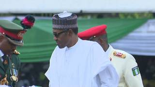Nigeria's Buhari leaves out shootings in much anticipated national address