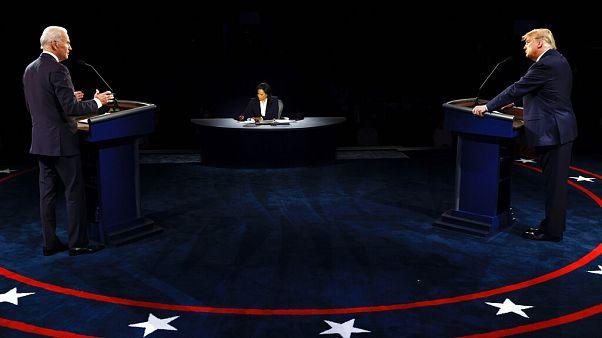 USA: Schlagabtausch bei 2. TV-Debatte - diesmal sachlicher