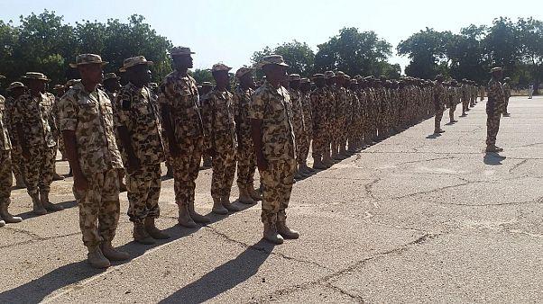 Borno eyaletine bağlı Sawa köyünde Boko Haram üyelerine hava saldırısı düzenledi