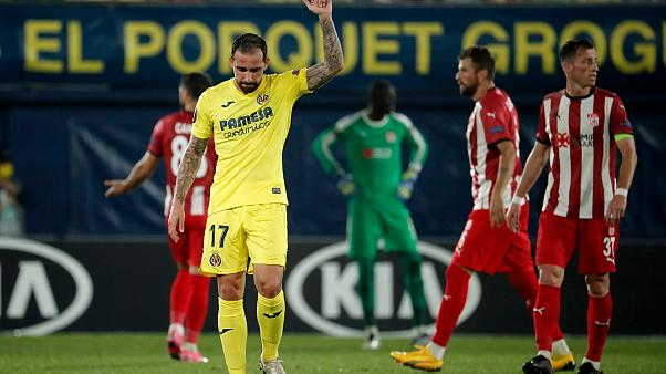 Sivasspor 3 defa beraberliği yakaladığı Villareal maçından 5-3 mağlup ayrıldı.