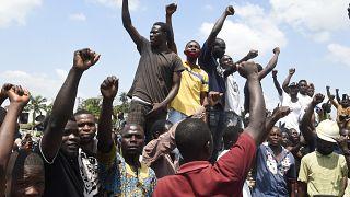 Le président Buhari demande la fin des manifestations