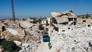 İdlib, Suriye / ARŞİV