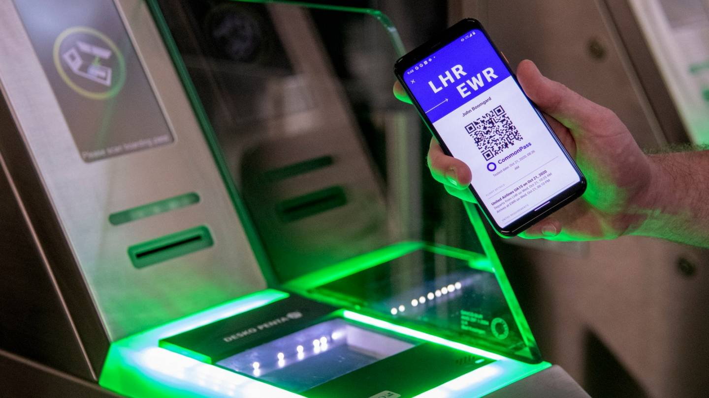 Could the 'CommonPass' app help save the travel industry? | Euronews