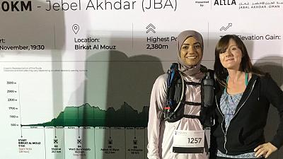 Nadhirah Alharthy became the first Omani woman to climb Everest in 2019