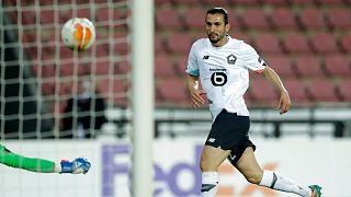 Yusuf Yazıcı, son oynanan lig maçında Lille adına da bir gol kaydetmişti.