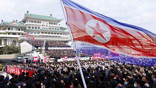 Pjöngjang im Oktober - vor den Warnungen