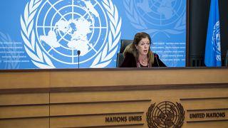 Birleşmiş Milletler Libya Özel Temsilcisi Stephanie Turco Williams