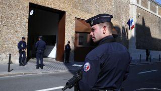 французская тюрьма Санте