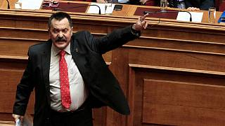 """Christos Pappas was sentenced to 13 years in prison on Thursday for participating in a """"criminal organisation""""."""