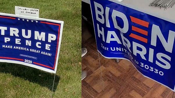 انتخابات ۲۰۲۰ آمریکا؛ شکاف و قطببندی کم سابقه در ایالات متحده