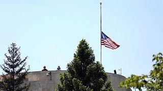 سفارت آمریکا در ترکیه