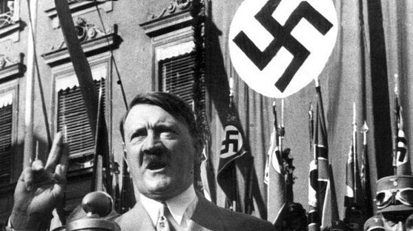 آدولف هیتلر رهبر آلمان نازی