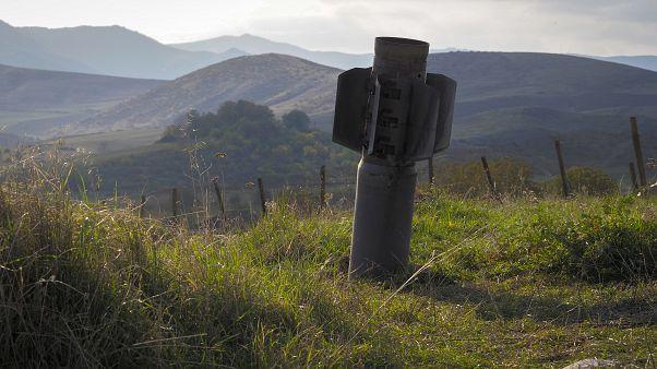 Kampf um Bergkarabach: USA versuchen zu vermitteln