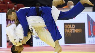 Brillante regreso del Circuito Mundial de Judo en Budapest
