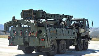 سامانه دفاعی روسی اس-۴۰۰