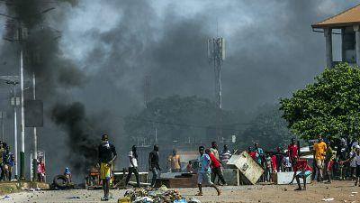 Guinée : mandat d'arrêt international contre un militant opposant