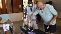 Les Seychellois appelés aux urnes