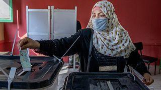 Lancement des élections législatives en Egypte