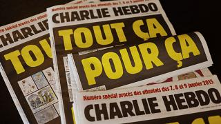صحيفة شارلي إيبدو