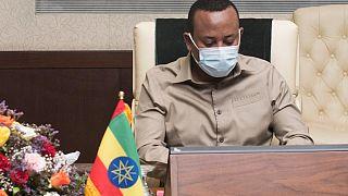 آبي أحمد رئييس وزراء إثيوبيا