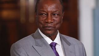 Alpha Conde wins Guinea's presidential election - provisional results
