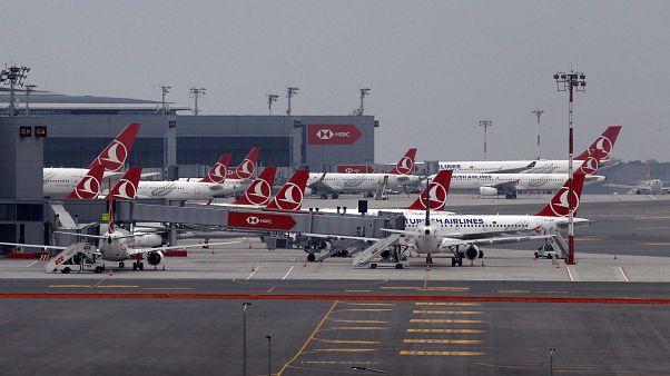 شرکت هواپیمایی ترکیش