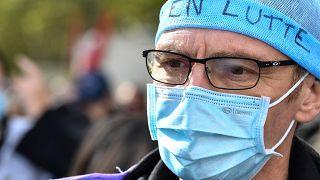 حظر تجول يطال 46 مليونا في فرنسا