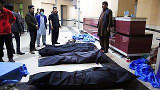Tote und Verletzte bei Terroranschlag in Kabul