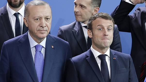France Recalls Ambassador After Erdogan Calls Macron S Mental Health Into Question Euronews