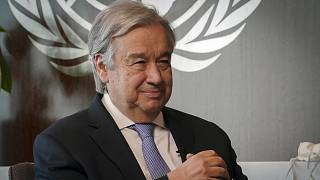 United Nations Secretary-General António Guterres hailed the 50 countries which signed the treaty.