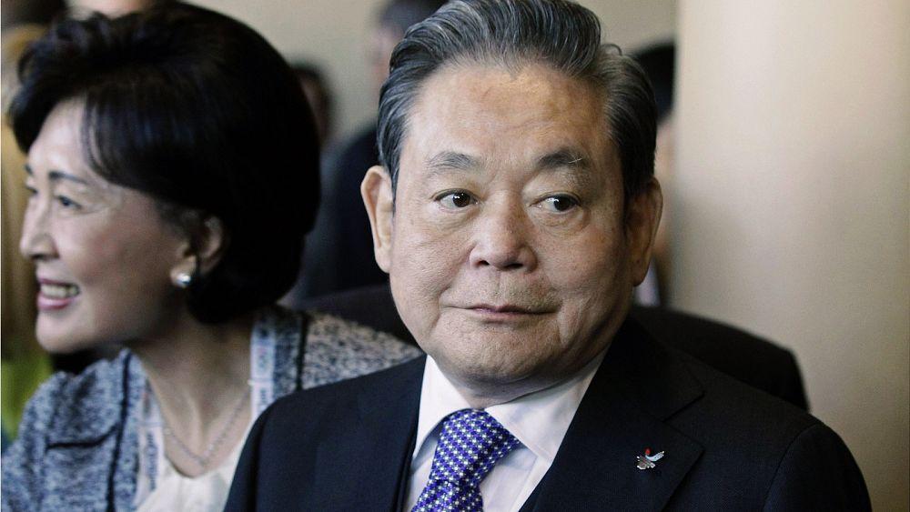Lee Kun-Hee, driving force behind Samsung's rise, dies at 78
