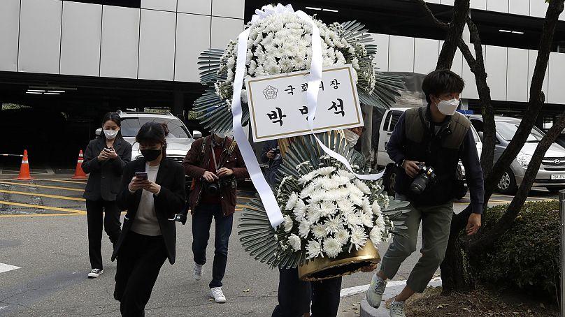 Lee Jin-man/Associated Press