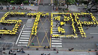 Nükleer protestosu