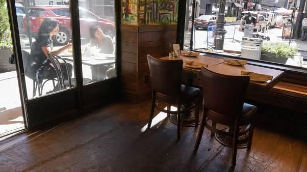أحد مطاعم نيويورك