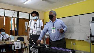 Présidentielle aux Seychelles : Wavel Ramkalawan renverse Danny Faure