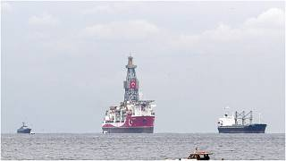 سفينة تنقيب تركية