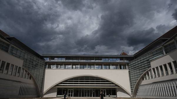 Здание суда в Безансоне