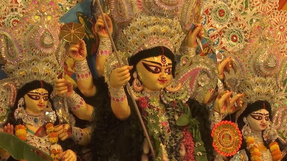 Hindu festival season scaled down due to coronavirus