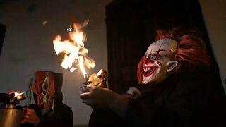 """Plus effrayante qu'Halloween, le Nicaragua célèbre la fête traditionnelle de """"Los Agüizotes"""""""