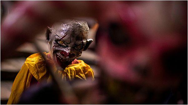 مهرجان الرعب التقليدي