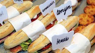 Belçika sandviçleri