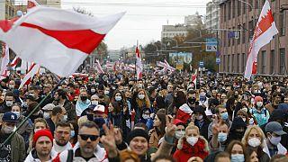 Fin de l'ultimatum au Bélarus : l'opposition appelle à la grève générale
