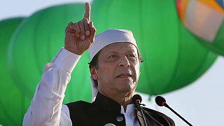 عمران خان، نخست وزیر پاکستان