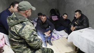 ABD Dışişleri Bakanlığı, Azerbaycan ile Ermenistan'ın insani ateşkes konusunda anlaşmaya vardığını duyurdu.