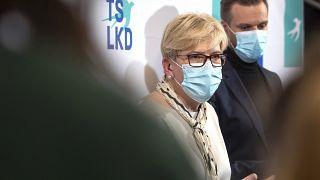 Νίκη της κεντροδεξιάς στις βουλευτικές εκλογές της Λιθουανίας