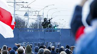 Frist der Opposition: Lukaschenko schert sich nicht drum