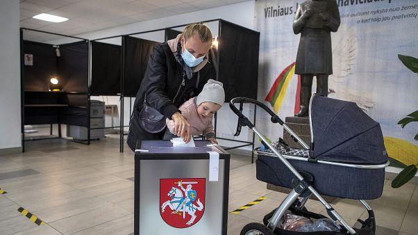 انتخابات تشريعية في ليتوانيا