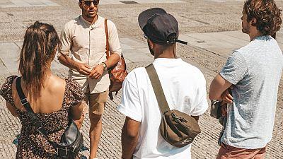 Contiki Refugee Voices tour