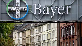 شعار شركة باير